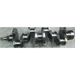 Вал коленчатый ММЗ 245-1005015-А-08 (2 шпонки, крепление 7 болтов, шлицевое соединение)