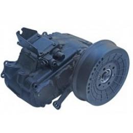 Раздаточная коробка(раздатка) ГАЗ 33081-1800010 Евро-2 (в сборе со стояночным тормозом)