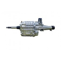 Коробка переключения передач(КПП) ГАЗ 3302-1700010-01 (5-ти ступенчатая с лючком под КОМ)