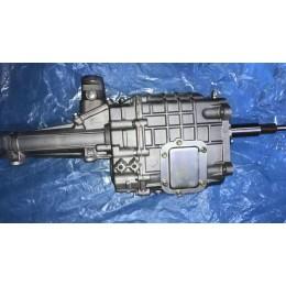 Коробка переключения передач(КПП) ГАЗ 33027-1700010-30 (5-ти ступенчатая, полный привод, дв.УМЗ-4216)