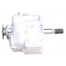 Коробка переключения передач(КПП) ГАЗ 3307- 1700010-11 (4-ёх ступенчатая, квадратный фланец)