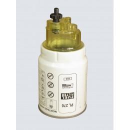 Фильтр топливный PL270 co стаканом в сб. купить