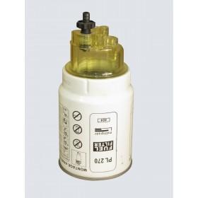 Фильтр топливный PL270 co стаканом в сб.