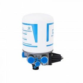 Регулятор давления воздуха МАЗ (осушитель , с фишкой и глушителем), без картриджа 4324101040