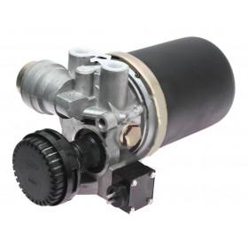 Регулятор давления воздуха МАЗ (осушитель , с фишкой и глушителем) с фильтром в сборе 8043-3512010