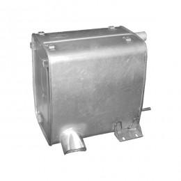Глушитель (резонатор) МАЗ 51307 (прямоугольный, с двигателем МВ)