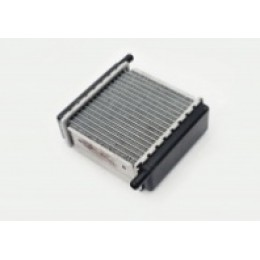 Радиатор отопителя МТЗ-82,1221 (алюм. патрубки в разные стороны) 1216К.8101060