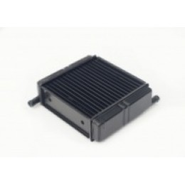 Радиатор отопителя МТЗ (медный патрубки в разные стороны) 1216.8101060