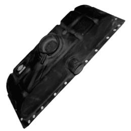 Бак радиатора верхний 100У.1301.055-1