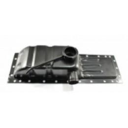 Бак радиатора верхний (металл) (А) 70У-1301055